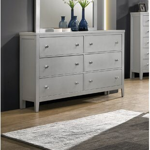 Goldendale 6 Drawer Double Dresser