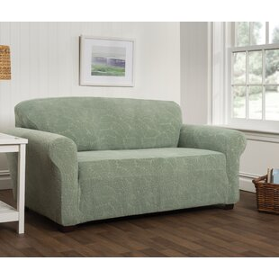 Stretch Box Cushion Sofa Slipcover
