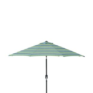9' Market Umbrella by Pillow Perfect 2019 Sale