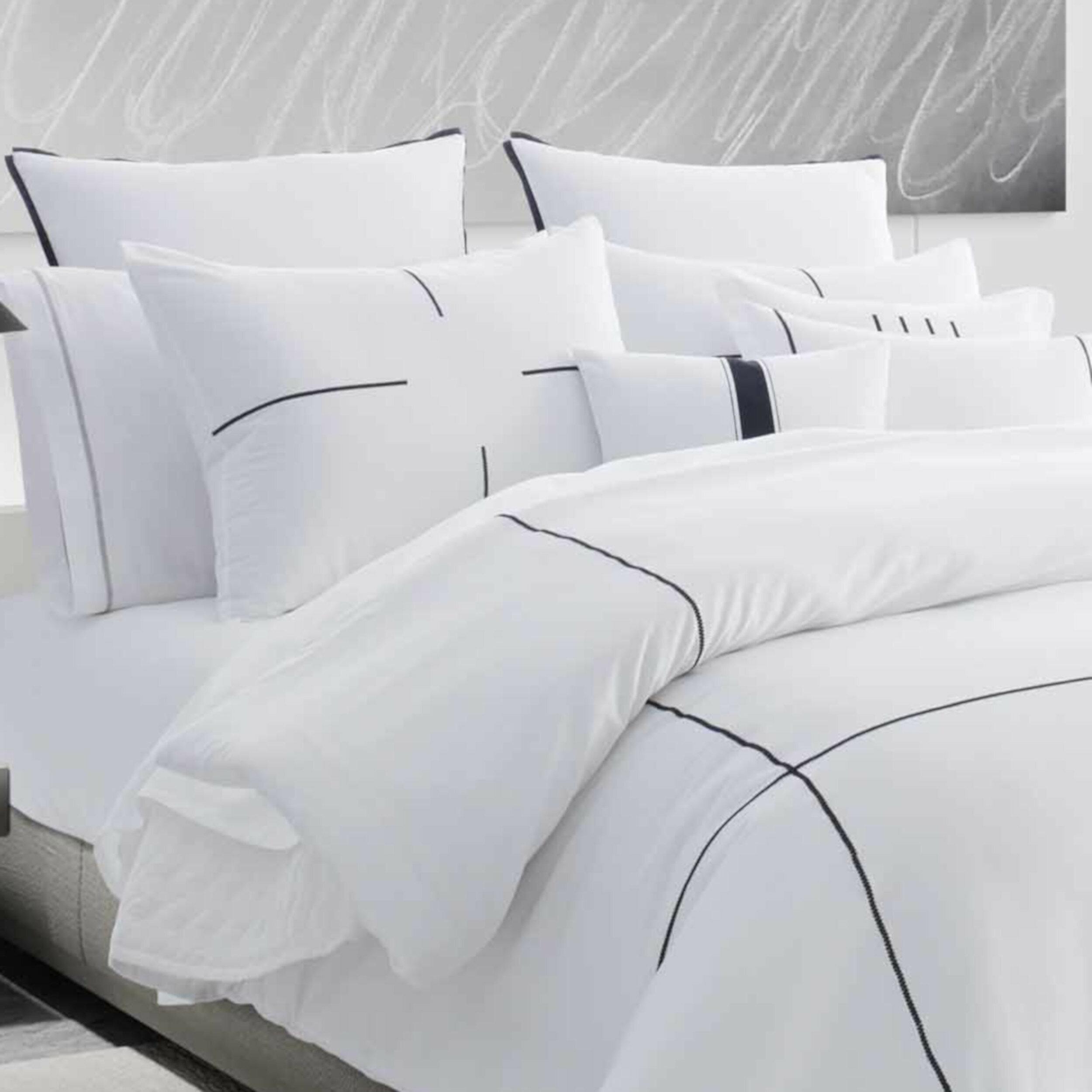 Zig Zag Reversible Comforter Set Reviews Allmodern