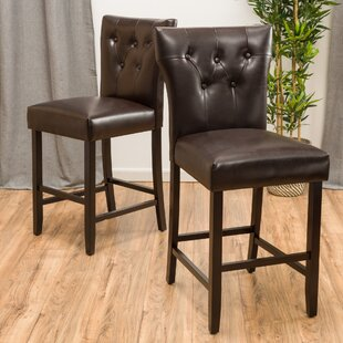 South Ferry 27 Bar Stool (Set of 2) DarHome Co