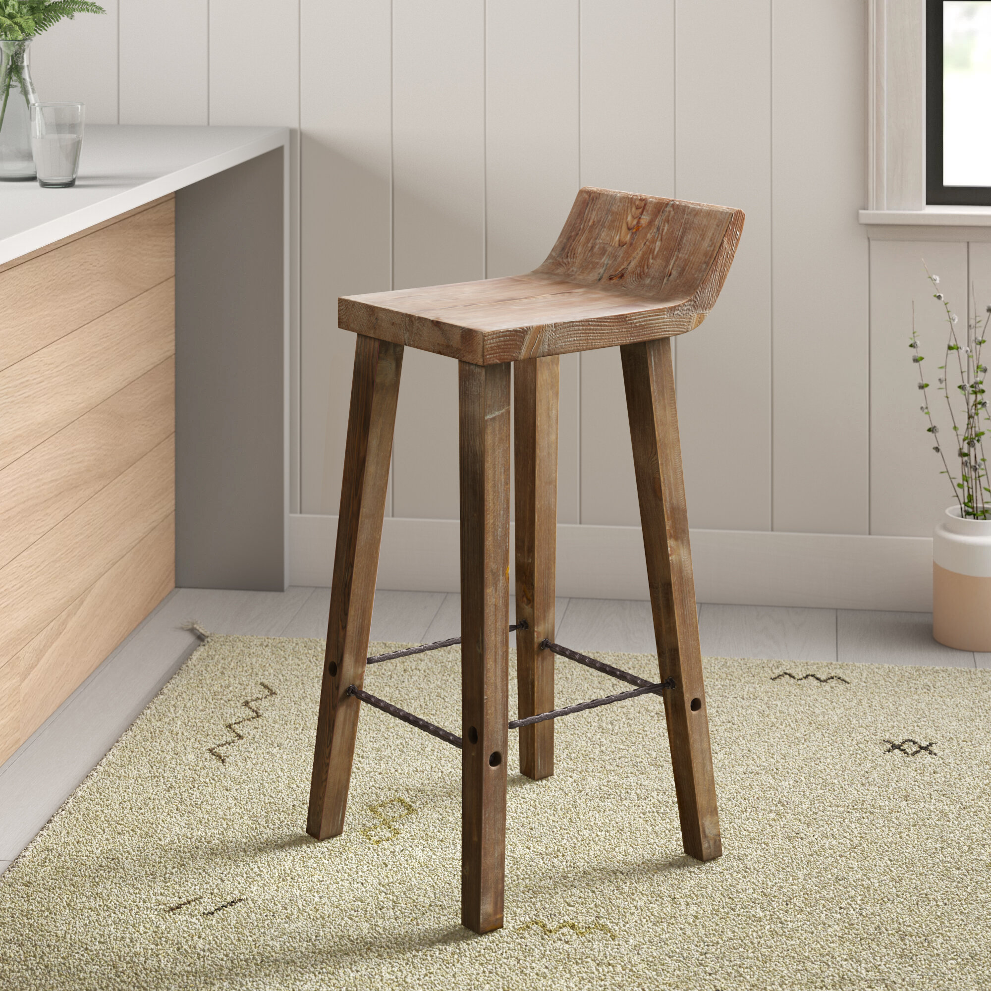 Strange Feinberg Bar Counter Stool Caraccident5 Cool Chair Designs And Ideas Caraccident5Info