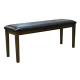 Brophy Upholstered Bench by Winston Porter