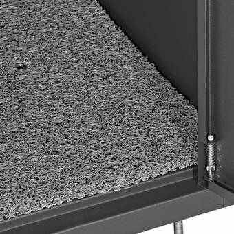 RTS Companies ParcelWirx Steel Drop Box | Wayfair