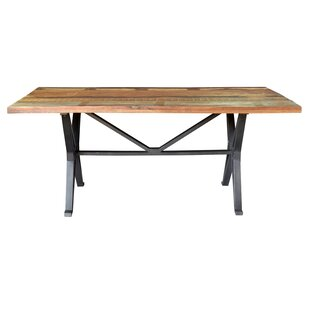 Pascoe Old Top Cross Dining Table