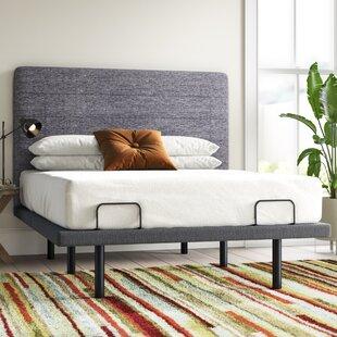 Kristofer Adjustable Bed Base by White Noise