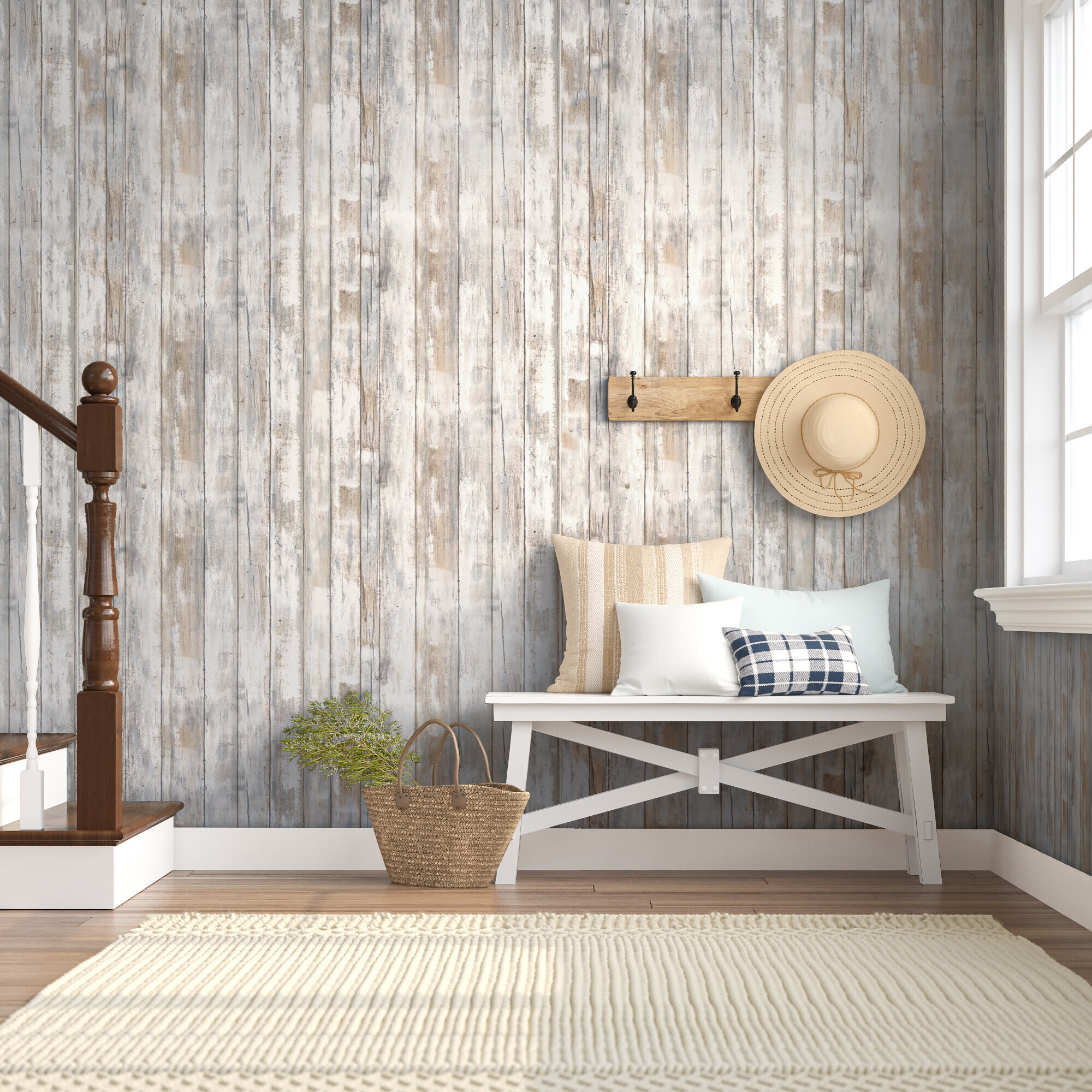 Wayfair Peel And Stick Removable Wallpaper You Ll Love In 2021