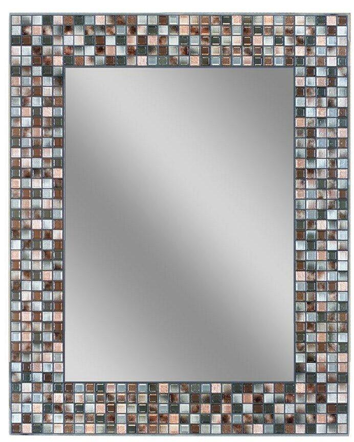 Tillman Mosaic Tile Accent Wall Mirror & Reviews | Joss & Main