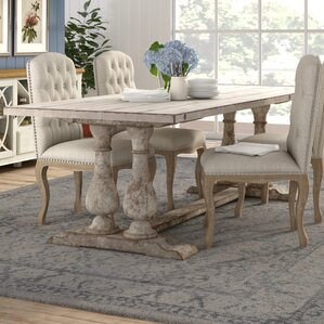Nymphea Dining Table by Lark Manor