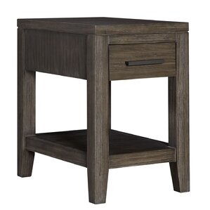 Vickrey Rectangular End Table by Brayden Studio