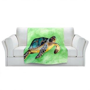 Sea Turtle Blanket Wayfair