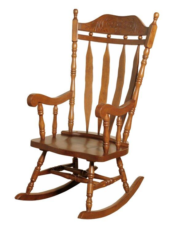 alpenhome dixon rocking chair reviews wayfair co uk