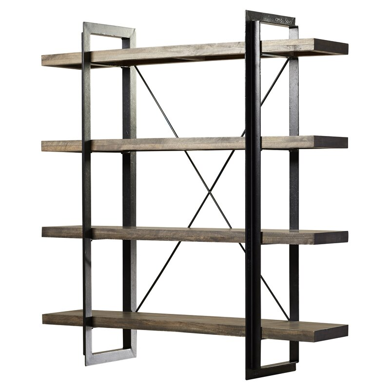Beautiful Brookside Etagere Bookcase With Images