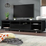 Lutton TV Stand for TVs up to 70 by Wade Logan®