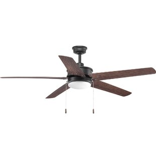 Bargain Vanegas 5 Blade Outdoor Ceiling Fan By Red Barrel Studio