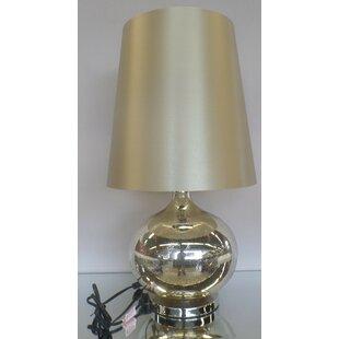 Yelton Glass Ball 26.97 Table Lamp