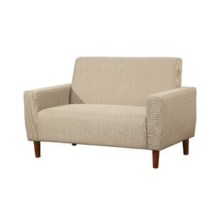 Best Deals Oak Bluffs Loveseat by Zipcode Design Reviews (2019) & Buyer's Guide