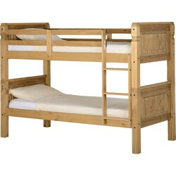 Just Kids Hortence Single Bunk Bed Reviews Wayfaircouk