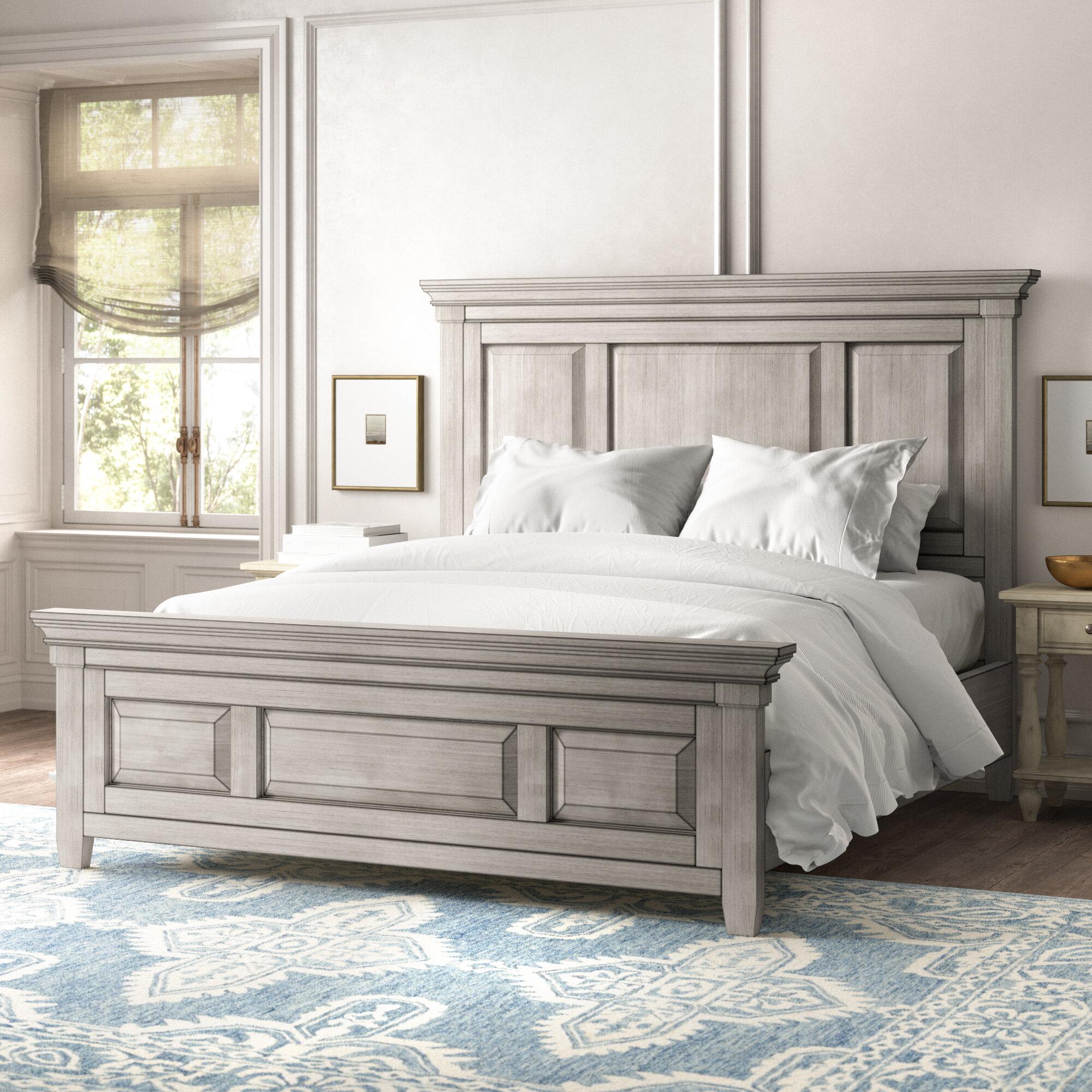 Kelly Clarkson Home Marion Queen Standard Configurable Bedroom Set