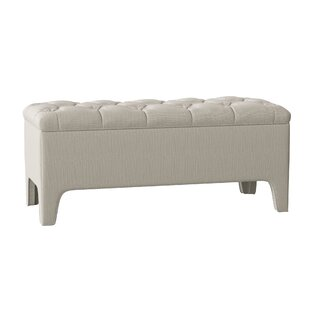 Lincoln Upholstered Flip Top Storage Bench