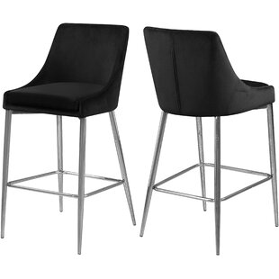 Admirable Paluch 27 5 Bar Stool Set Of 2 Gmtry Best Dining Table And Chair Ideas Images Gmtryco