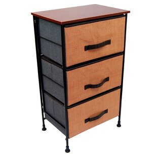 Find a 3-Drawer Storage Chest ByLCM Home Fashions