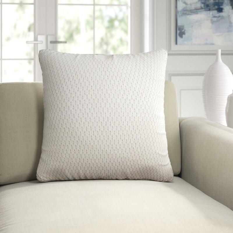 Eastern Accents Brayden Custer Square Linen Throw Pillow Perigold