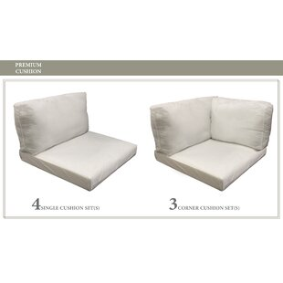 Belle 17 Piece Outdoor Cushion Set by TK Classics