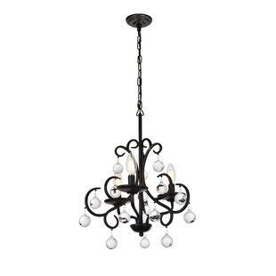 Knowsley 3-Light Candle Style Chandelier