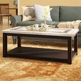 Caspar Coffee Table with Storage by Alcott Hill