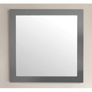 Top Brands of Markes Fully Framed Bathroom/Vanity Mirror ByRed Barrel Studio