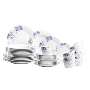 Mona 30-Piece Dinnerware Set
