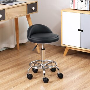 Manufactured Wood Office Stools You Ll Love In 2021 Wayfair