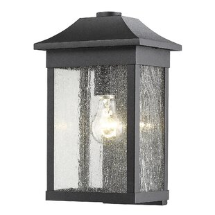 Astille 1-Light Outdoor Flush Mount