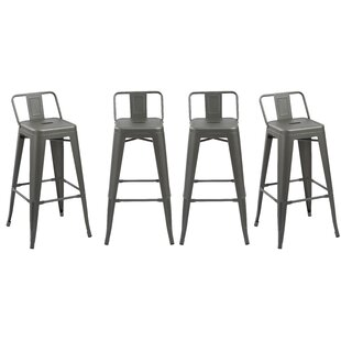 Isamar 30 Bar Stool Set Of 4 By Williston Forge