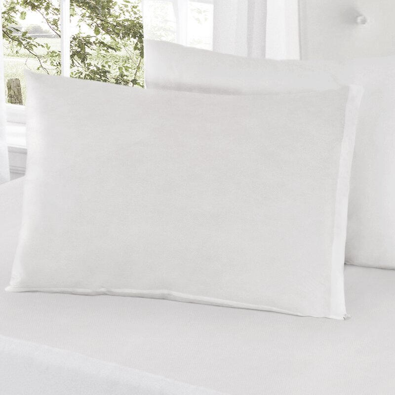 Alwyn Home AllInOne Bed Bug Pillow Protector Reviews Wayfair Unique Bed Bug Pillow Cover