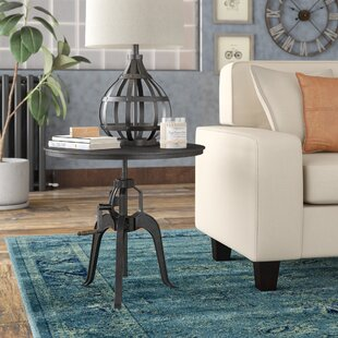Oasis End Table by Trent Austin Design 2019 Sale