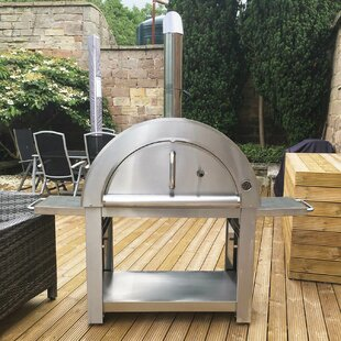 Stainless Steel Outdoor Pizza Oven