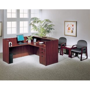 Contemporary 3 Piece Office Set