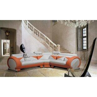 Delano Sectional by Hokku Designs Sale