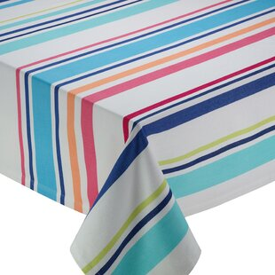 Beachy Keen Stripe Tablecloth