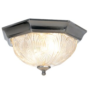 Monument 2-Light Flush Mount