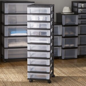 Wayfair Basics 10 Drawer Storage Chest