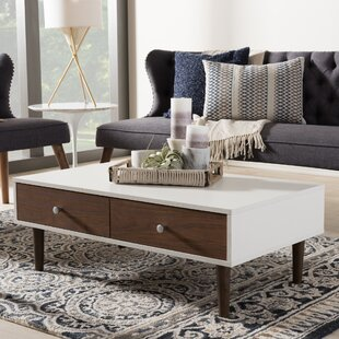 Haffey Coffee Table Wrought Studio