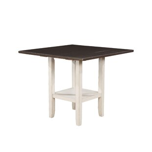 Jadyn Counter Height Drop Leaf Dining Table Longshore Tides