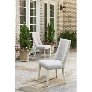 Frankel Upholstered Dining Chair (Set of 2)