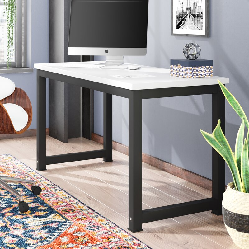 home office writing desk. capson writing desk to 55\ home office