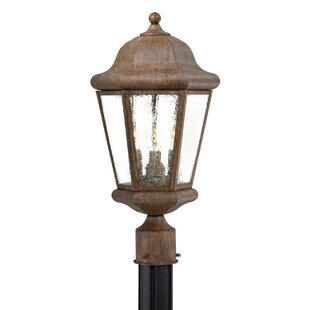 Affordable Price Taylor Court Outdoor 3-Light Lantern Head By Great Outdoors by Minka
