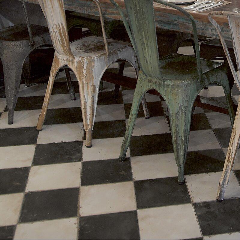 Elitetile Royalty 1763 X 1763 Ceramic Field Tile In Matte Black