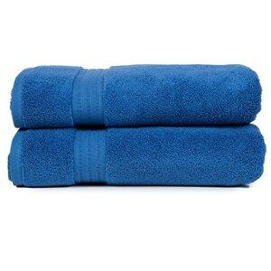 Morton Living Fine Cotton Bath Towel (Set of 2)